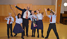 Chafyn Grove School's Eights Music Competition​